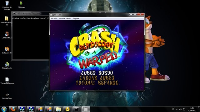 Crash Bandicot Gold Pack Edition PC Full Español