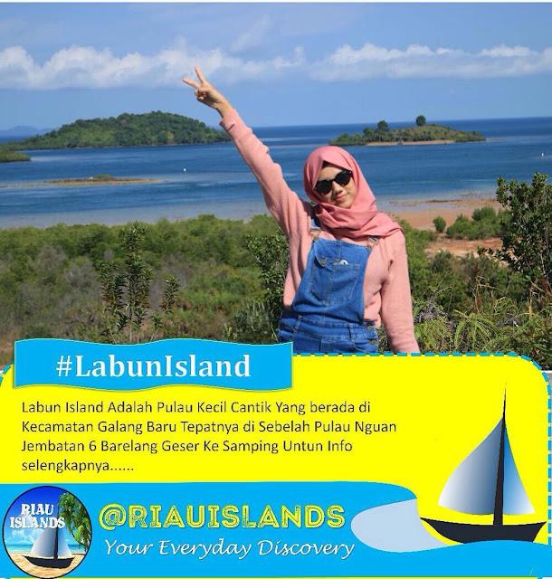 Labun Island Wonderful Riau Islands Enjoy Batam