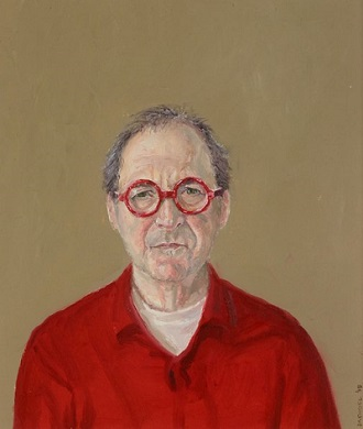 """Portrait of Michel"" by Graeme Drendel 