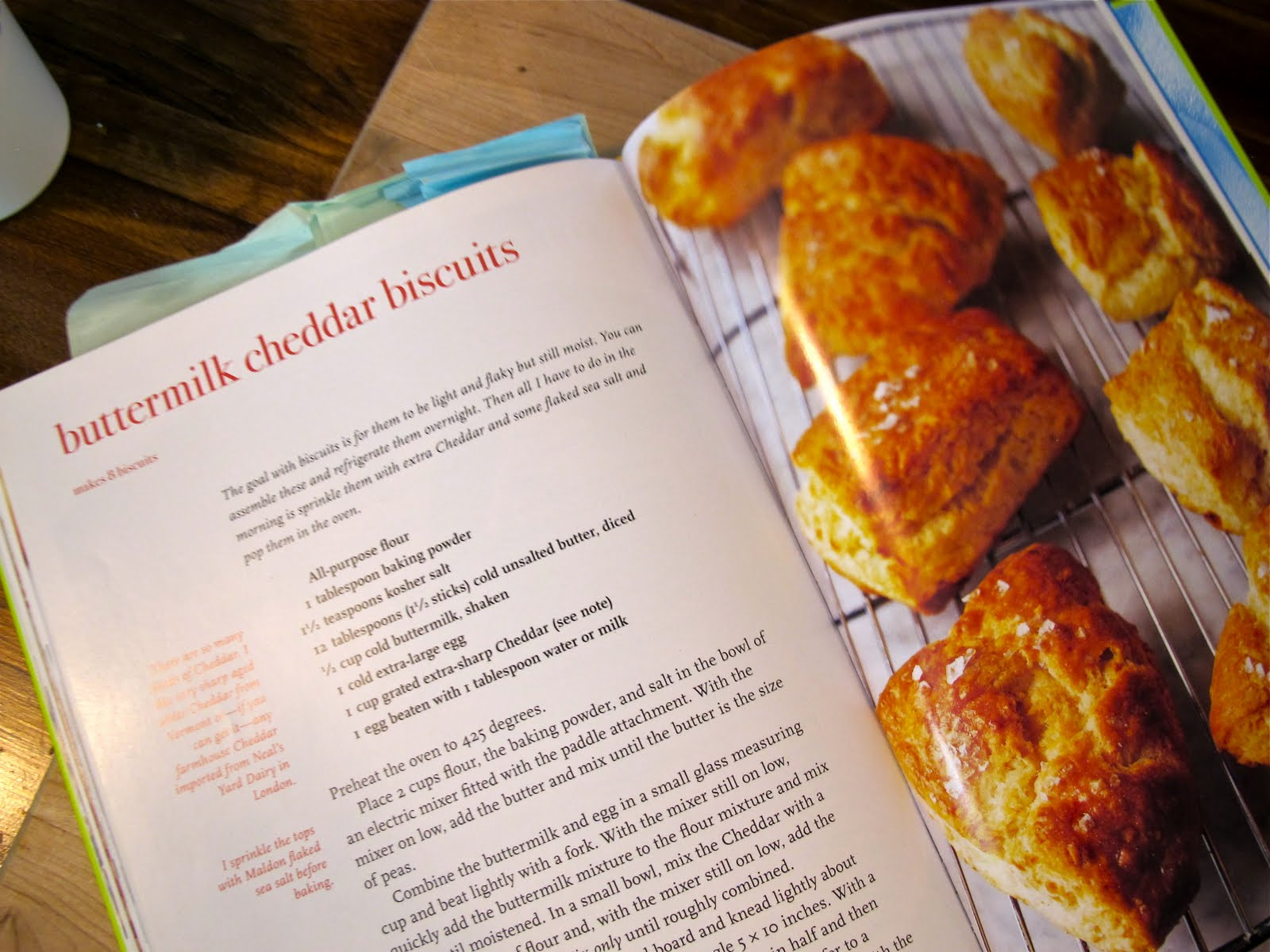 Jenny Steffens Hobick: Cheddar Buttermilk Biscuits | Recipe
