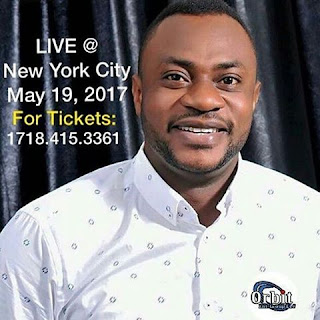 Actor Odunlade Adekola Live in NEW YORK CITY at Festival of ARTS NYC 2017. Date: FRIDAY MAY 19,.