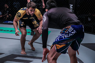 Gary Tonon in One Championship