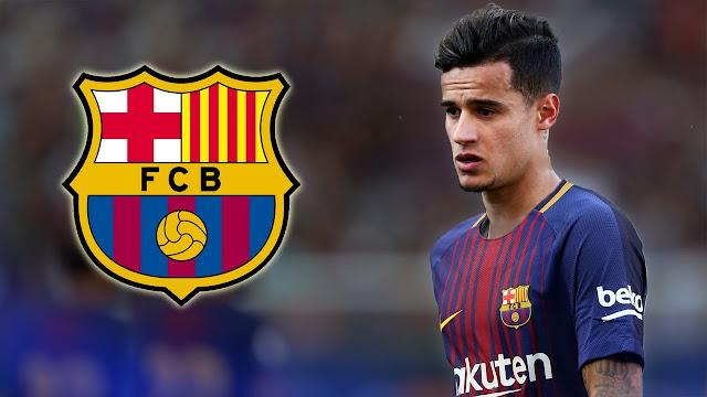 NIKE Bocorkan Transfer Philippe Coutinho ke Barcelona??