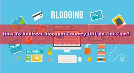 how to stop blogger country specific url