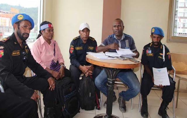 Petinggi Negara Federal Republik Papua Barat Surati Jokowi, Isinya? Asli Makar!