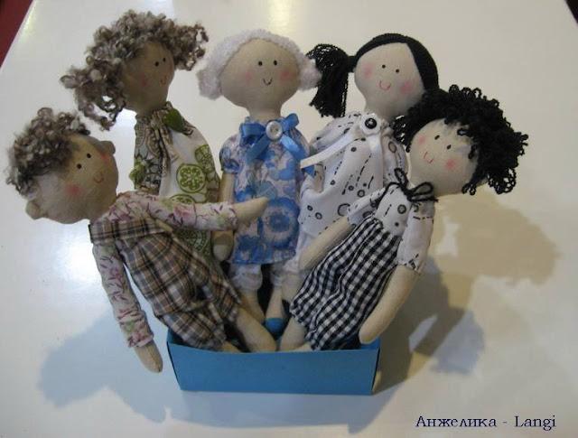Кукла Альки