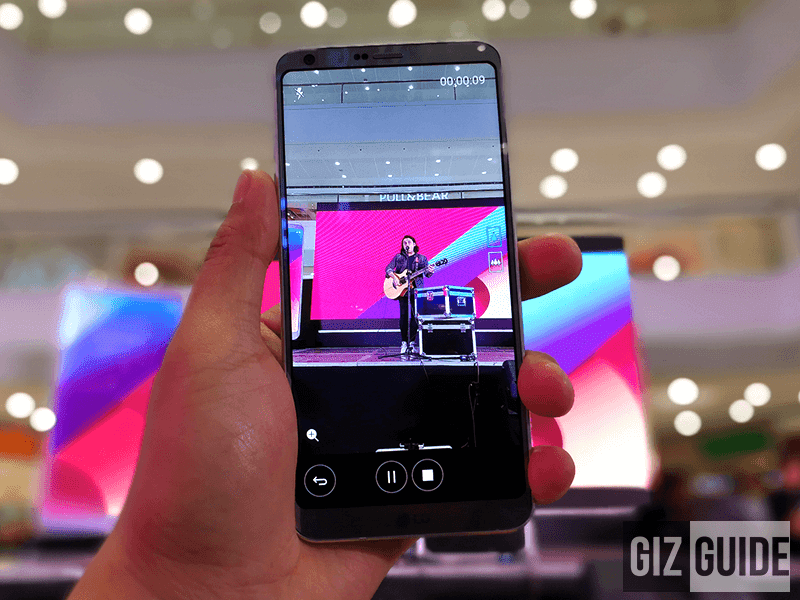LG G6 Officially Launched In PH, Pre Order Starts