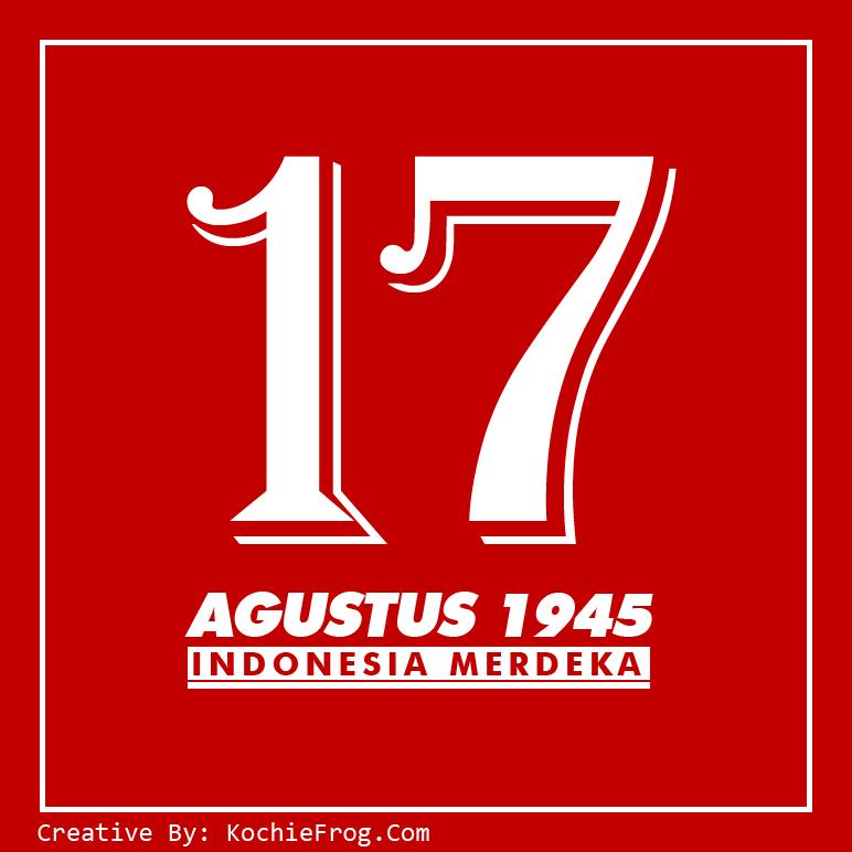 gambar logo hut ri 2017 17 agustus 1945