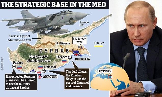 Πούτιν σε Τουρκία: Μαζέψτε τον Κατοχικό σας Στρατό και Φύγετε απο την Κύπρο πρίν είναι ΑΡΓΆ!
