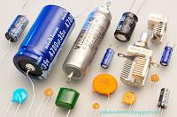 Pengertian kapasitor (kondensator)