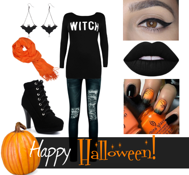check out some of these outfit inspiration ideas when youre not dressing up these not costume halloween outfits will keep you looking good while - Halloween Costumes Without Dressing Up