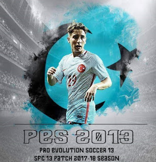 PES 2013 SpecificPatch'13 Season 2017/2018