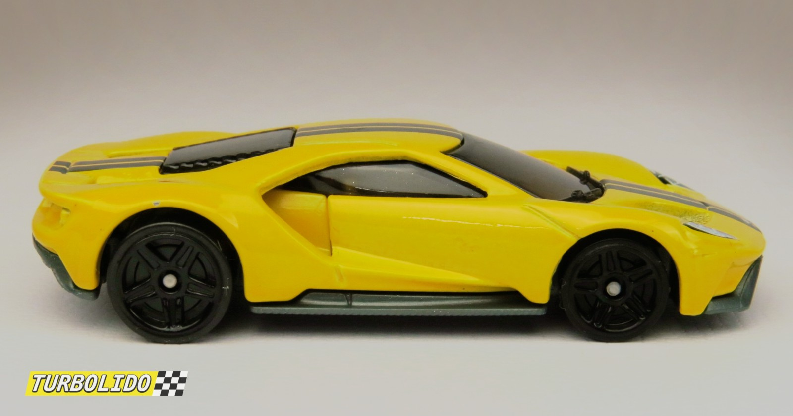 Hw  Ford Gt Side View
