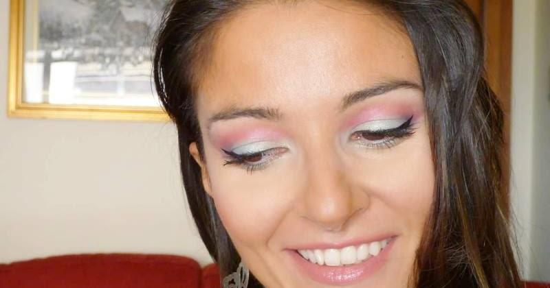 Diana's style: Make up GIGI HADID per ferragosto! Chaneldea
