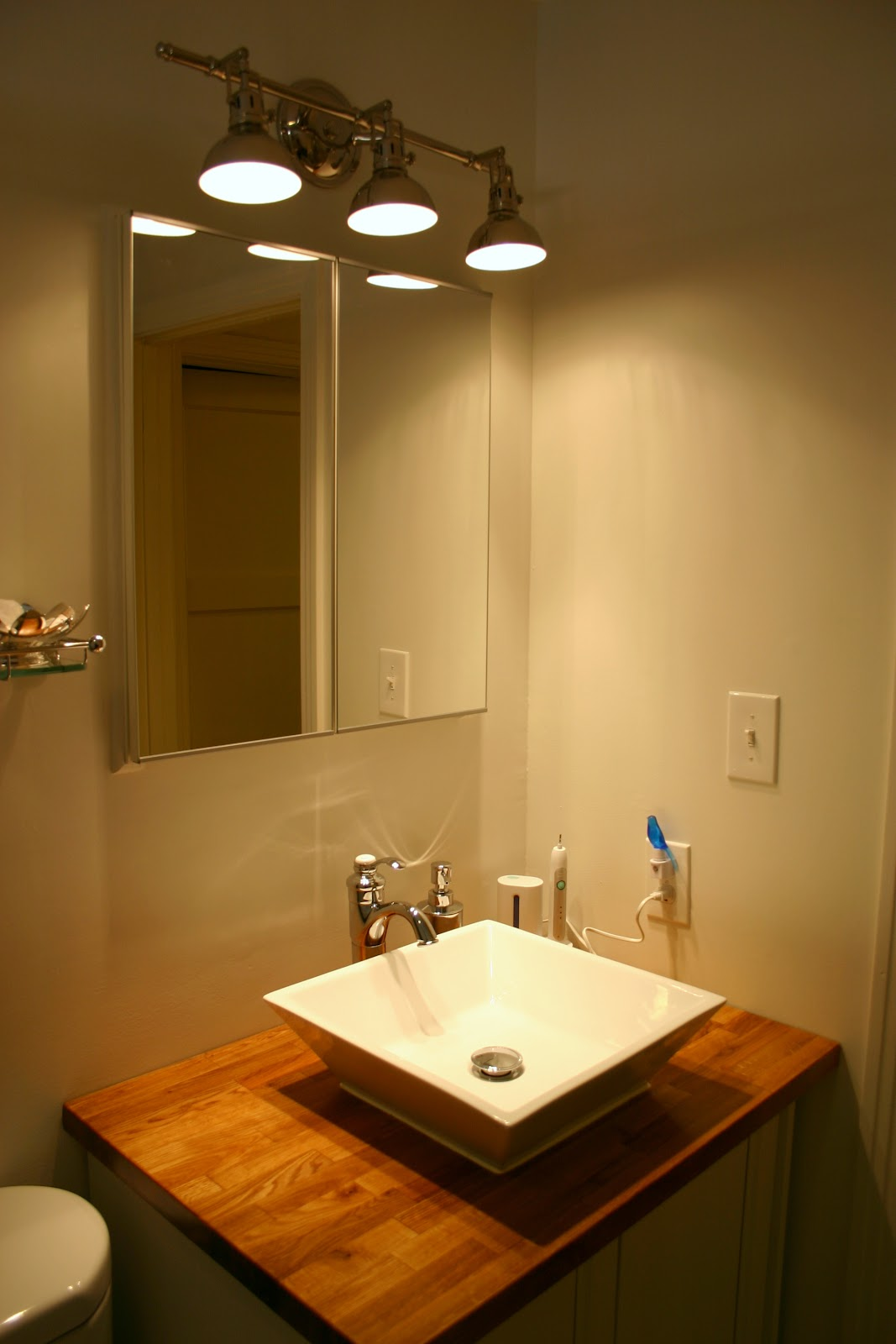 Run My Renovation A Combination Bar Game Room And Craft: Over Do-It-Yourself: Bathroom Renovation