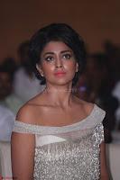 Shriya Saran in Stunning White Off Shoulder Gown at Nakshatram music launch ~  Exclusive (52).JPG