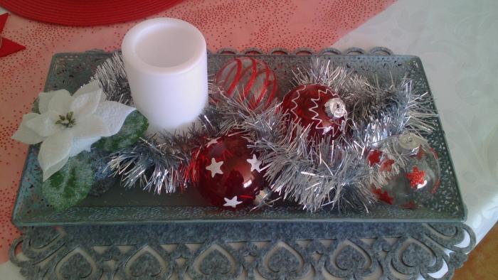 Vivasusi Blog Weihnachtliche Tischdeko