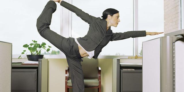 Thực hành Yoga bất chấp thời gian bạn rộn bạn có biết ?