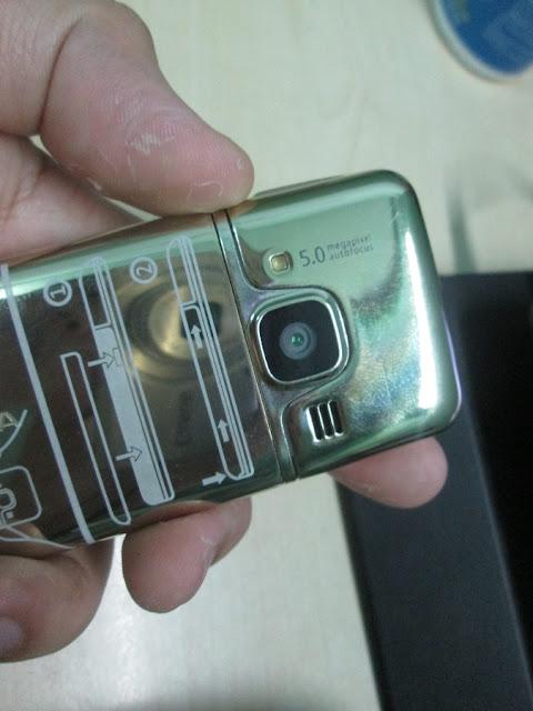 Điện thoại Nokia 6700 Classic Gold Edition tại Tp HCM 5
