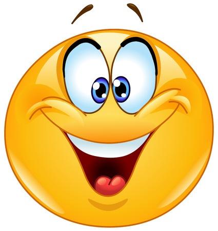 Good Mood Smiley Symbols  Emoticons
