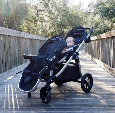 Stroller Guide, City Select