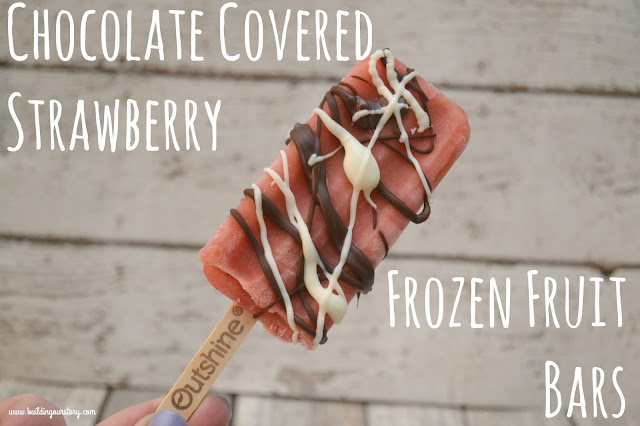 Creative Summer Frozen Fruit Bar Treats, Tropical Mango Yogurt Bar, Chocolate Covered Strawberry Fruit Bar , fruit bars, summer desserts, outshine bars