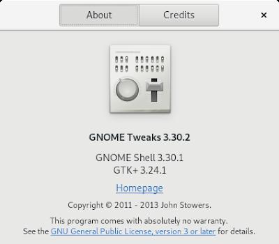 Preparations for GNOME 3 Customization