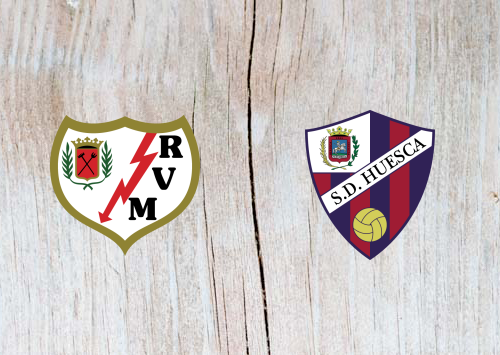 Rayo Vallecano vs SD Huesca  - Highlights 20 April 2019