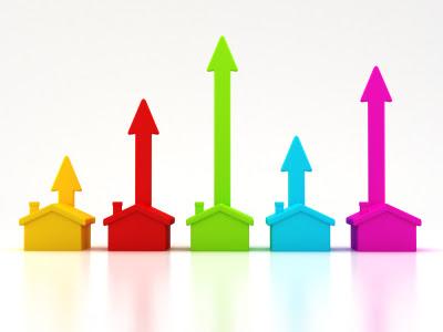 aumento de precio de casas