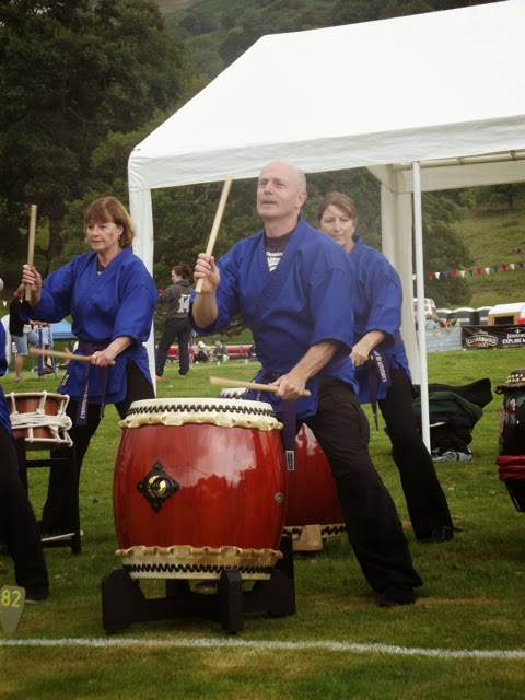 Ambleside Sports Thunderdrummers