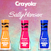 Sally Hansen | Crayola Collection Swatches