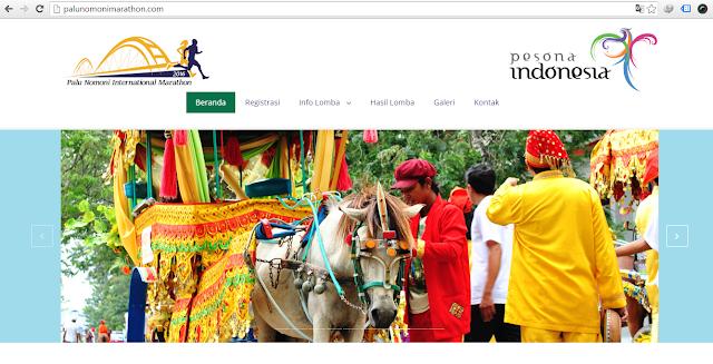 Tak Hanya Festival, Ternyata Ada Palu Nomoni International Marathon!