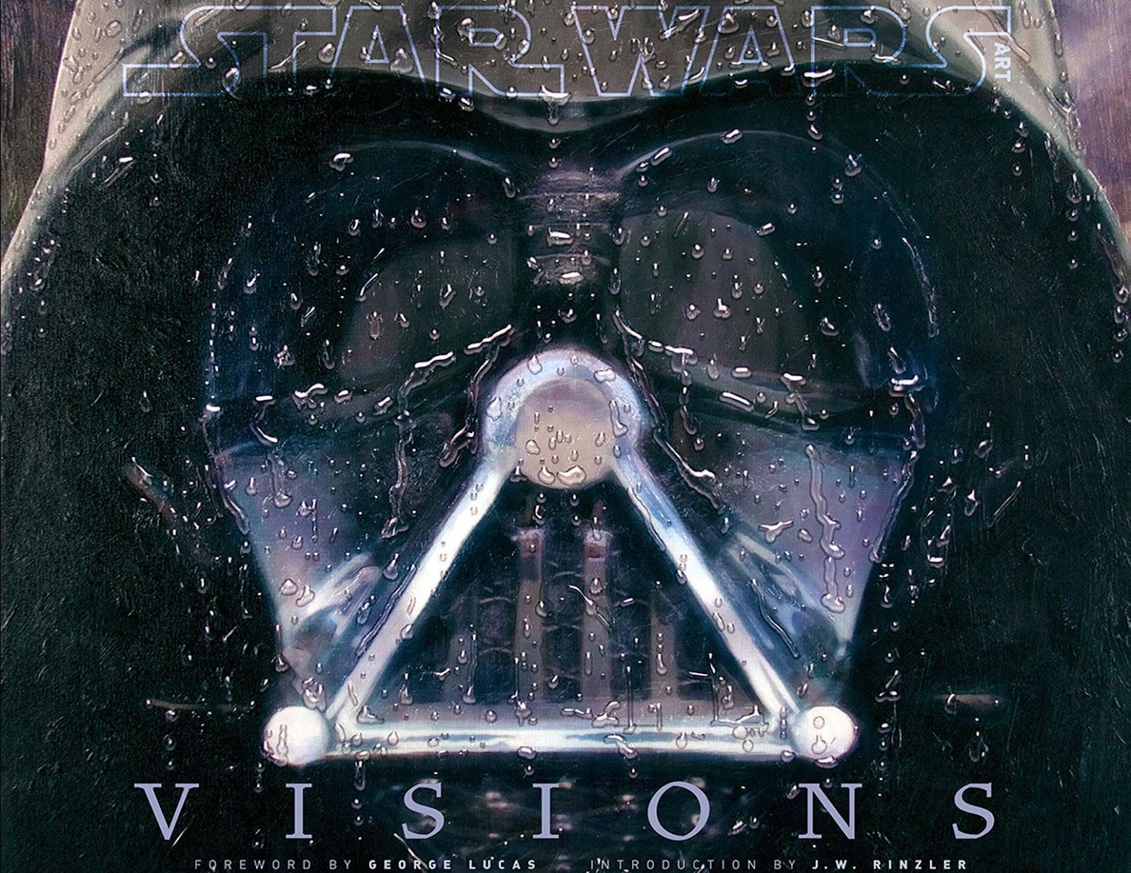 Dr Samuel Banda: STAR WARS: VISIONS. Libro de arte fino de ...
