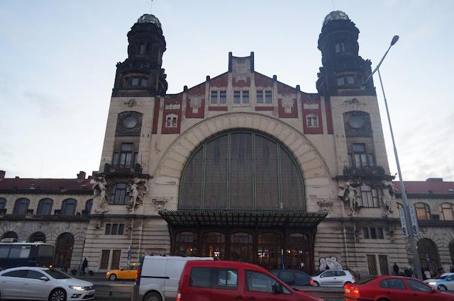 MyTravelnotes.Ru - Главный вокзал Праги