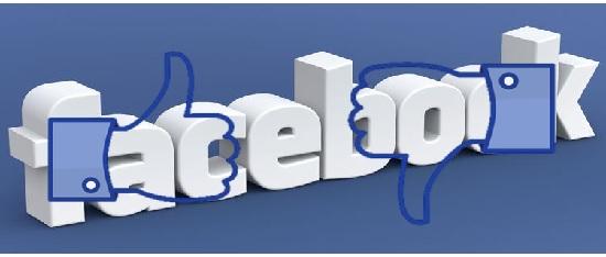 evita a tus amigos del Facebook