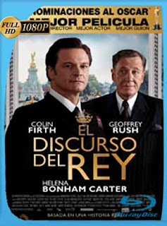 El Discurso del Rey 2010 HD [1080p] Latino [GoogleDrive] DizonHD
