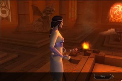 魔法秘密:女巫之路(Magical Mysteries: Path of the Sorceress),震撼的3D消除遊戲!