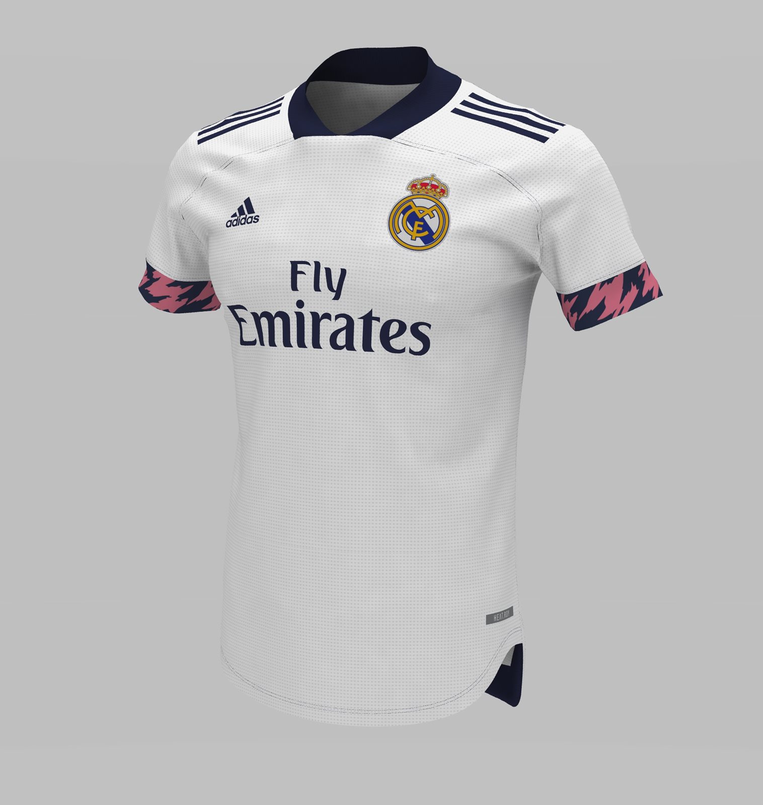 Concept Got Produced: How The Adidas Real Madrid 20-21 ...