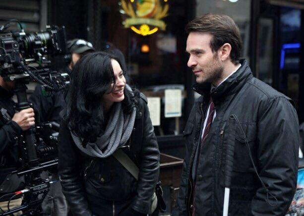 Джессика и Мэт