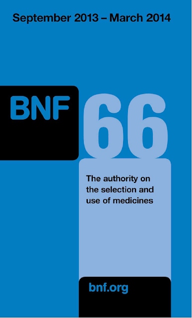 BNF 66 free download (British National Formulary September 2013- March 2014)
