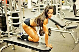 Eliminar grasa corporal sin perder masa muscular mujer
