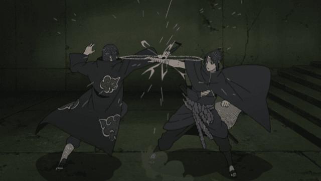 penyesalan sasuke membunuh itachi