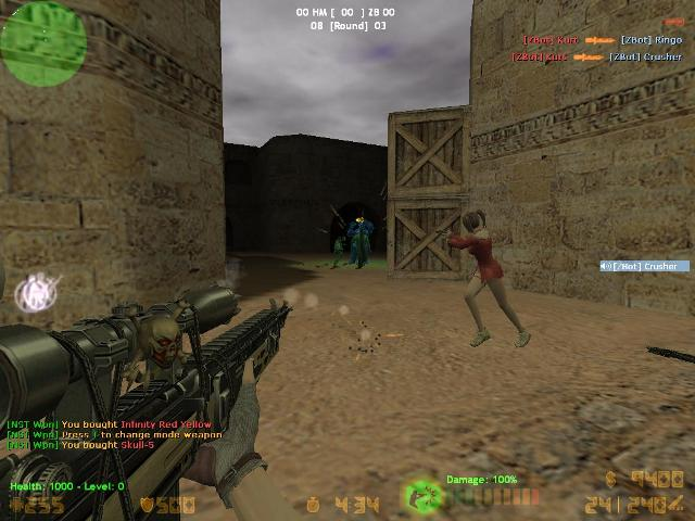 Counter Strike Extreme V6 V7 PC Games
