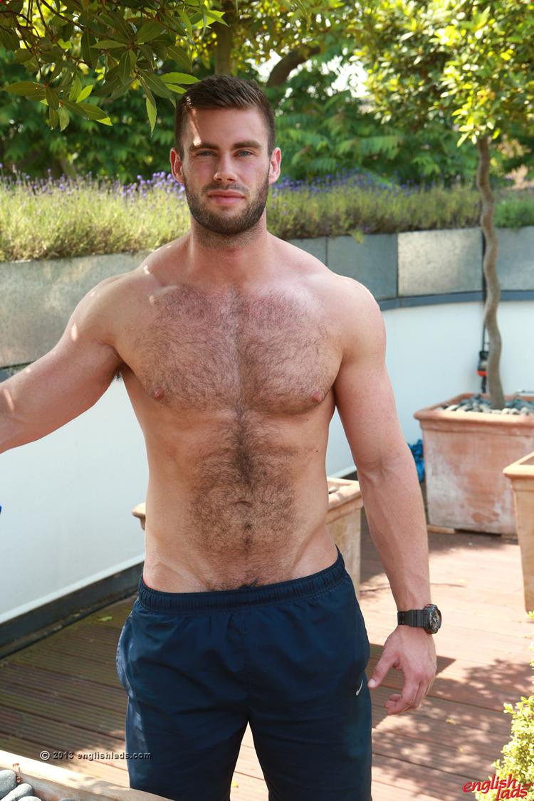 Naked Hairy Lads