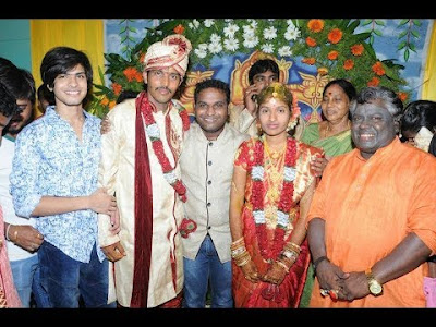 mallikarjuna-tied-knot-in-close-knit-ceremony