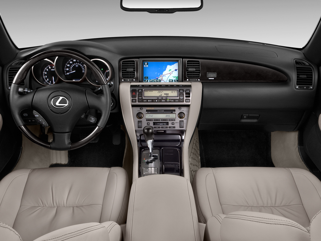 Car Site, News Car, Review Car, Picture and More: Lexus SC430