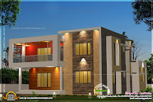 Contemporary 5 Bedroom House Plans