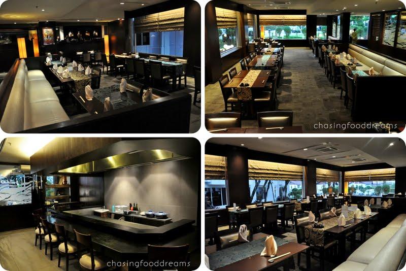 CHASING FOOD DREAMS FuRin Japanese Restaurant Holiday