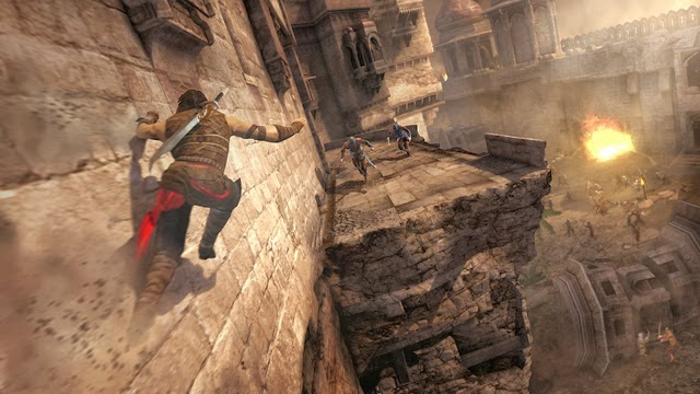 Pc Game Prince Of Persia The Forgotten Sands Free Download Full Version