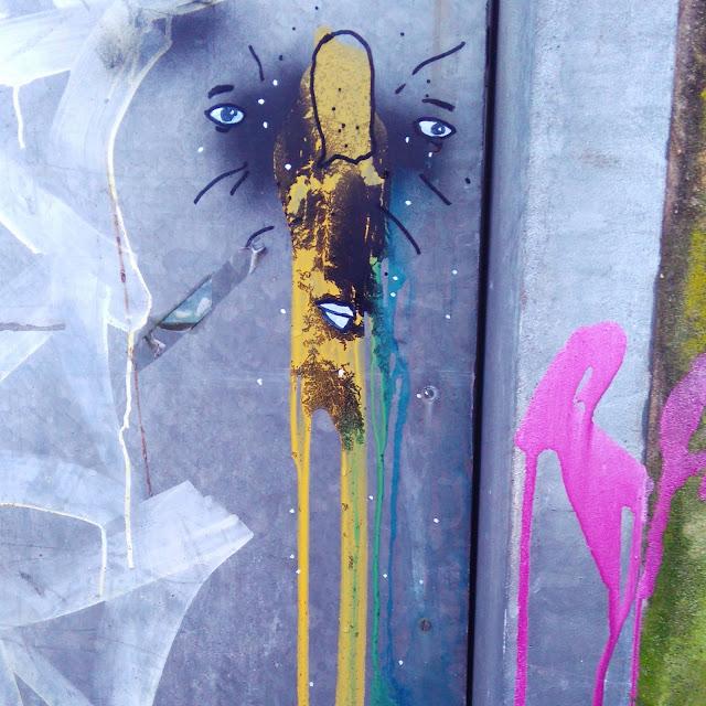 Streetart Hambur Altona